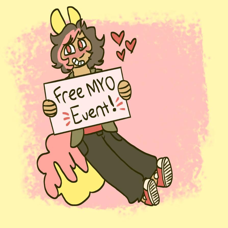 + GUMMIERE FREE 2 WEEK MYO EVENT (OPEN) +