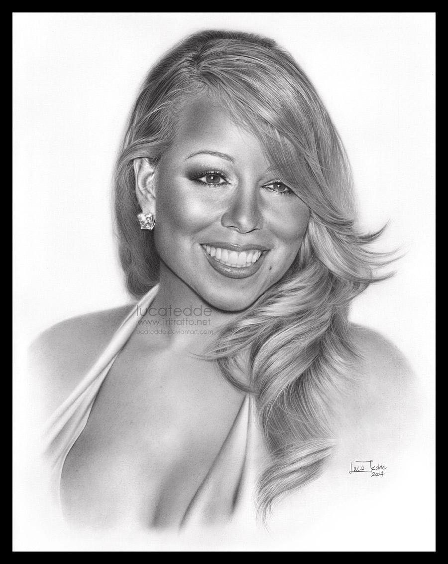 Mariah Carey by LucaTedde