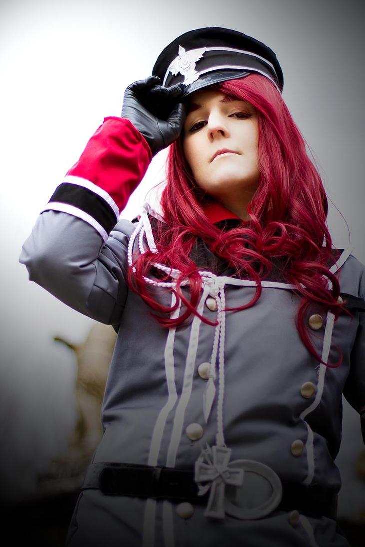 Uraboku: Red General by LadyAshton