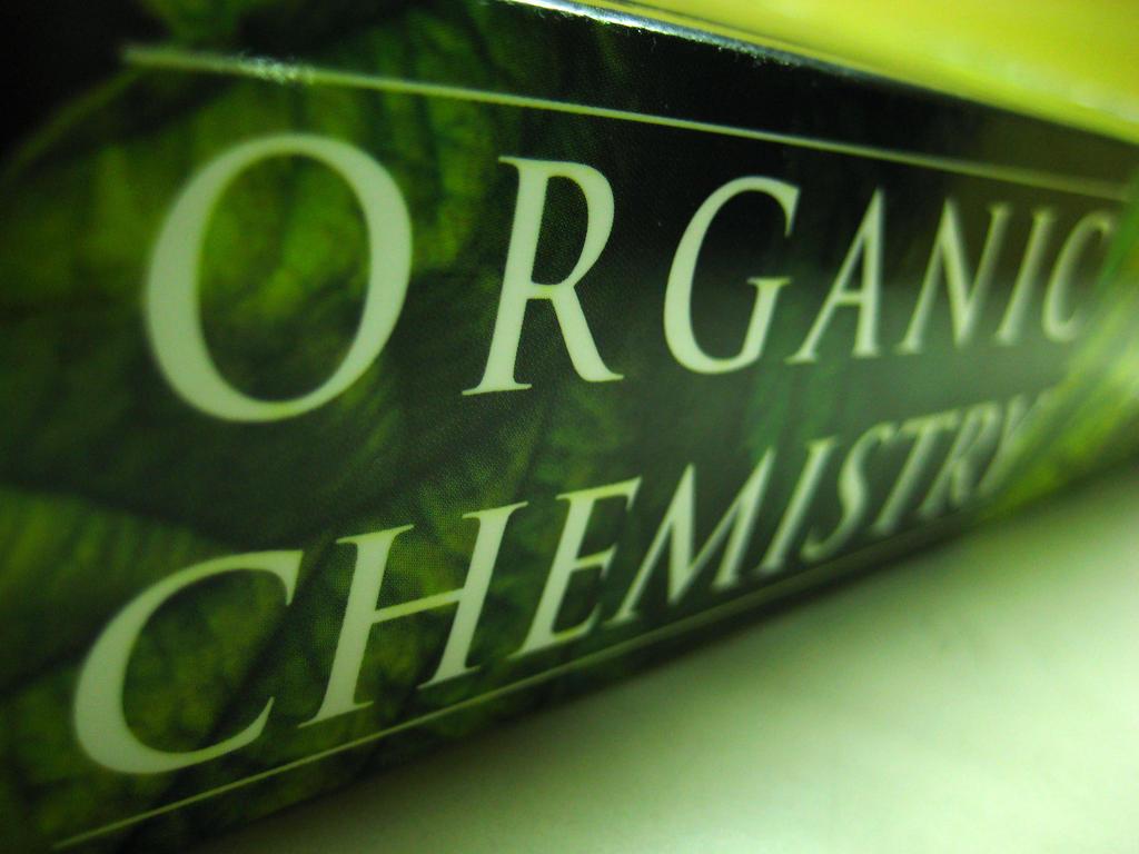 Organic Chemistry By Hand15