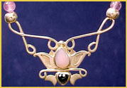 Lotus Flower by FreyasJewels