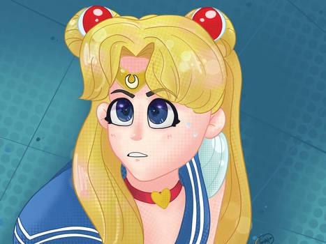 Sailor moon yaaay