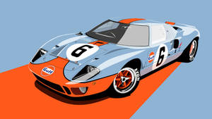 Ford GT40 LeMans 1968