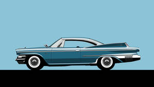Dodge Polara D-500 Hardtop Coupe 1960
