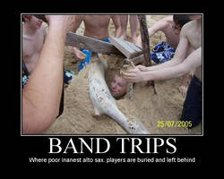 Band Trips by SuperBandG