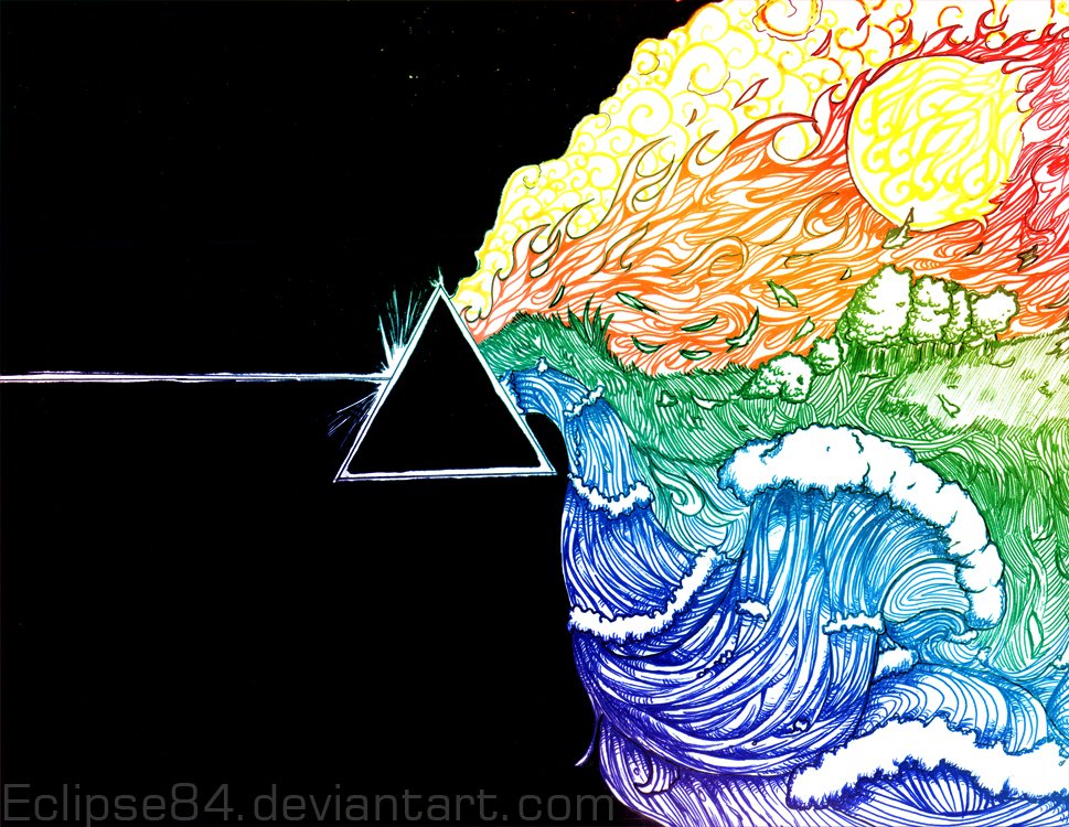 Dark side of the moon by eclipse84 on deviantart for Dark side of the moon mural