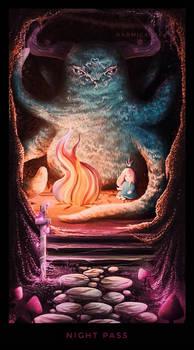 Illustration 'Night Pass'