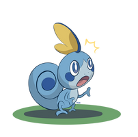A Wild Sobble Appeared! by Ask-Y
