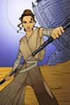 Rey by Sorah Suhng