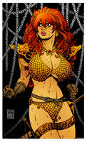 Red Sonja 2 by Arthur Adams