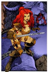 Red Sonja 9