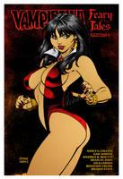 Vampirella by Arthur Adams by DrDoom1081