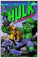 Hulk Cover by Arthur Adams by DrDoom1081