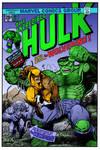Hulk Cover by Arthur Adams