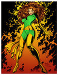 Phoenix by Arthur Adams