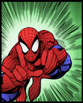 Spider-Man by Arthur Adams