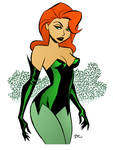 Ivy XI by Bruce Timm