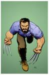 Logan by Arthur Adams