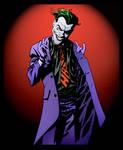 Joker by Mike McKone