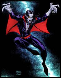 Morbius by Arthur Adams by DrDoom1081