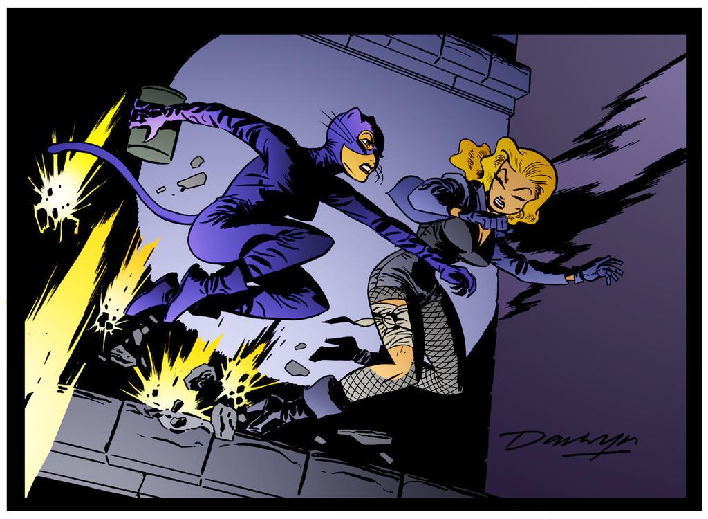 Bad Girls On Batman Fans Unite Deviantart