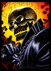 Ghost Rider by Arthur Adams