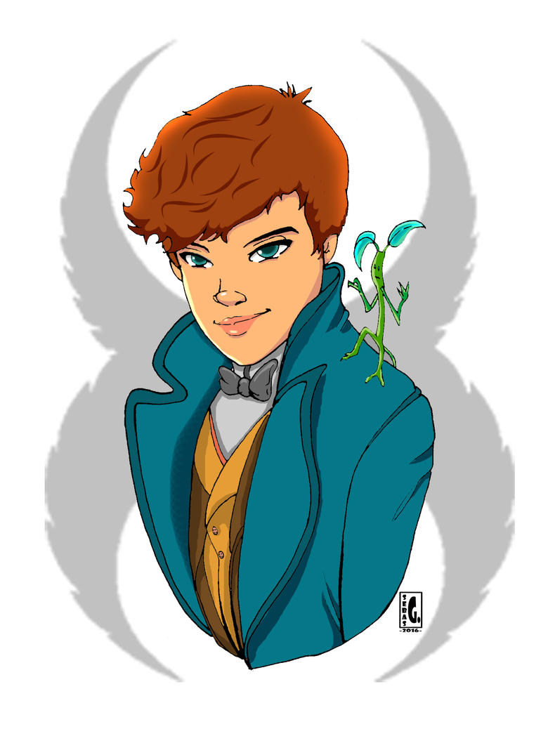 Fantastic Beasts And Where To Find Them By NIHONRYU