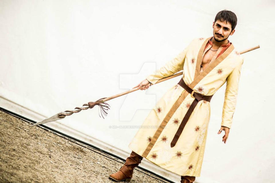Oberyn Martell Cosplay Oberyn Martell Cosplay by Mr--