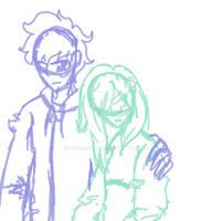 Behind the scenes! - Varie Sketch
