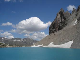 Blue Lake by territoires