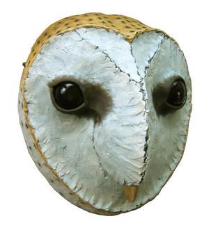 Echo Barn Owl mask