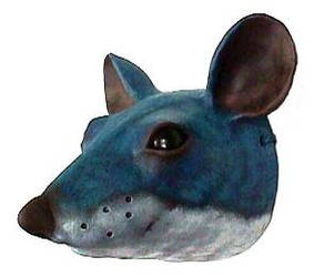 Perry Mouse Mask