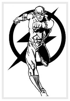 Sketch of The Flash
