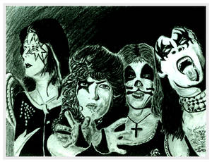 Sketch of KISS