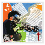 Digital Art of Miles Davis