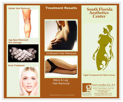 Graphic Design - Brochure: Goodkin Chiro by chorvath8