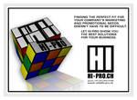 Graphic Design - Flyer: Hi-Pro