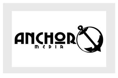 Logo Design_Anchor Media by chorvath8
