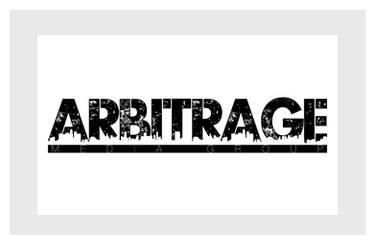Logo Design_Arbitrage Media Group by chorvath8
