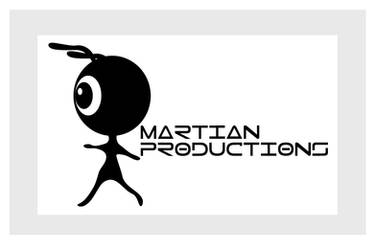 Logo Design_Martian Productions by chorvath8