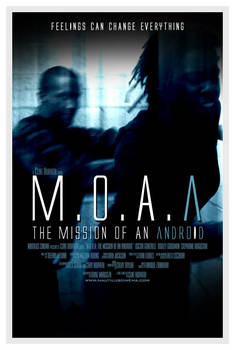 Movie Poster - Mission of an Android
