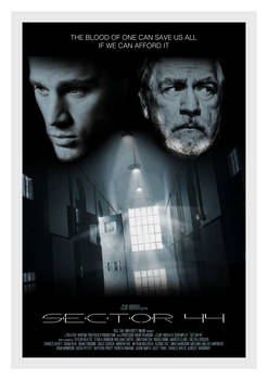 Movie Poster - Sector 44