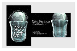 Business Cards - Skyy Net