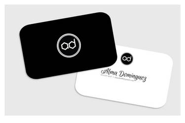 Business Cards - AD by chorvath8