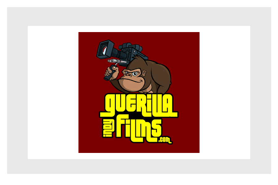 Logo Design - Guerilla Indy Films by chorvath8