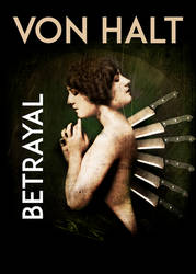 RVH Book Cover - Betrayal by chorvath8