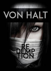 RVH Book Cover - Redemption by chorvath8