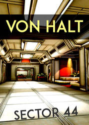 RVH Book Cover - Sector 44 by chorvath8