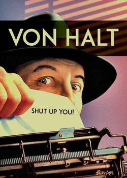 RVH Book Cover - Shut Up You