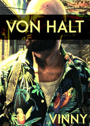 RVH Book Cover - Vinny